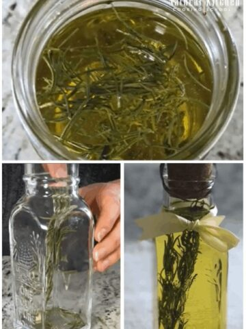 Herb-Infused Massage Oil