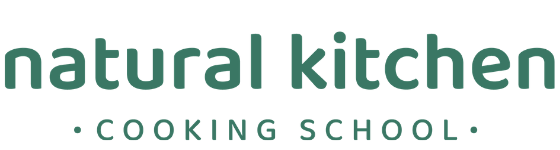Natural Kitchen Cooking School logo
