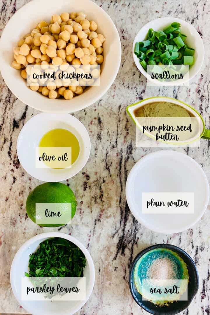 olive oil and other ingredients on marble background