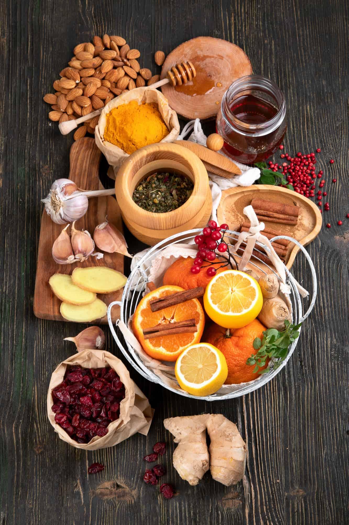 home remedies ingredients