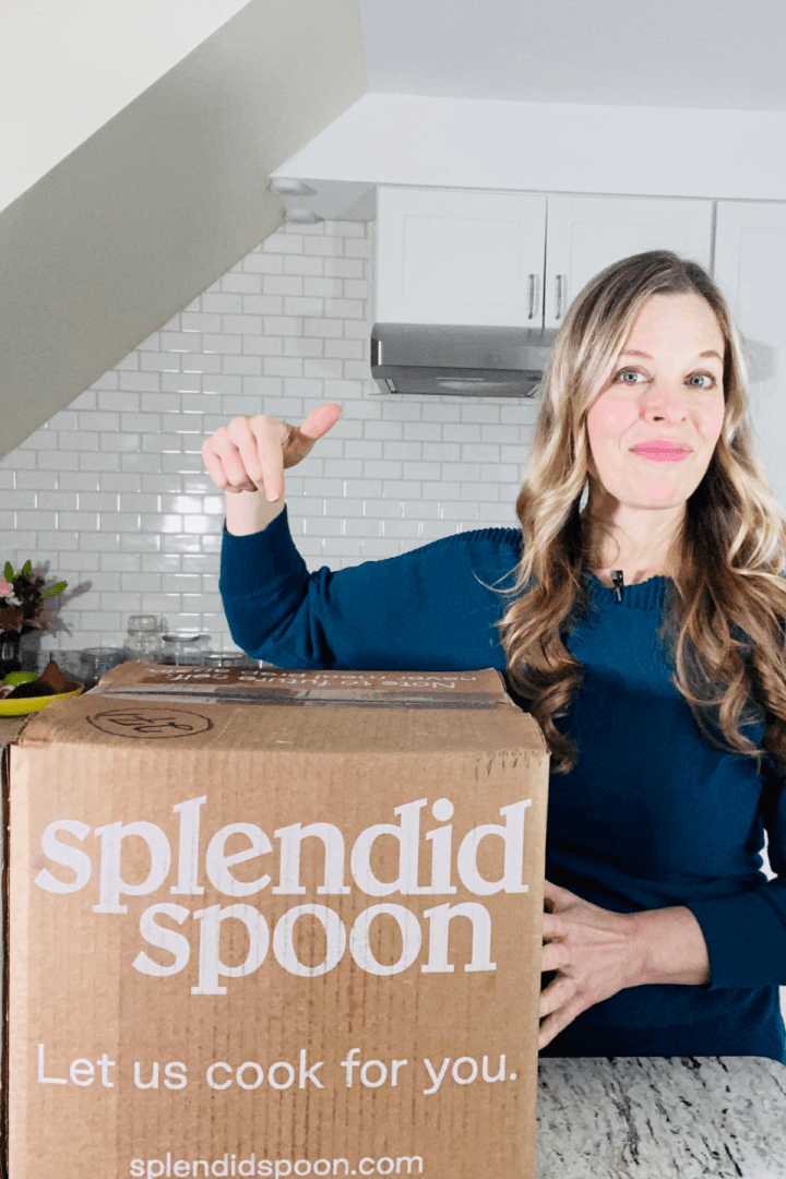 splendid spoon meal delivery box